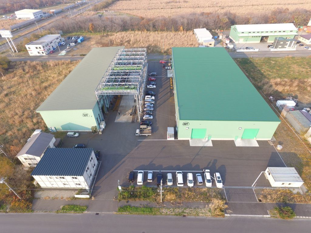 札幌電機鉄工株式会社製造工場